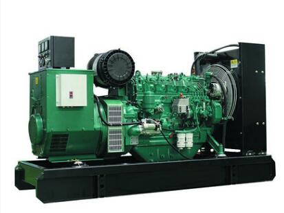 重庆全新上柴200kw大型柴油发电机组