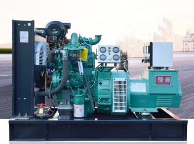重庆全新上柴50kw大型柴油发电机组