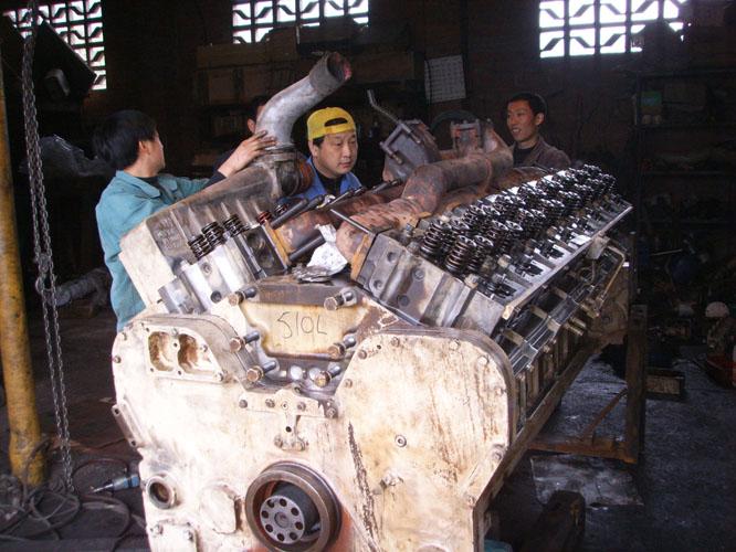 重庆柴油机大修注意事项