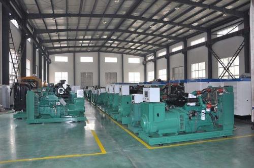 重庆渝中二手常柴12千瓦柴油发电机组
