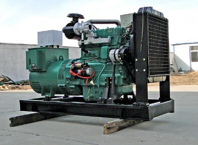 重庆北碚县宗申动力50kw大型柴油发电机组