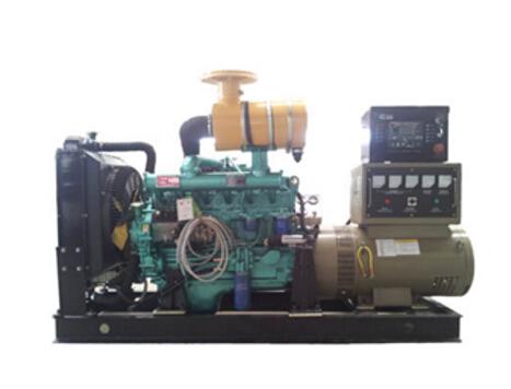 重庆北碚县宗申动力200kw大型柴油发电机组