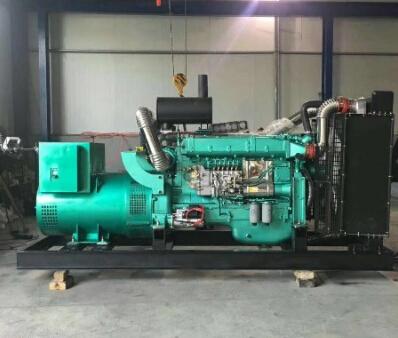 重庆北碚县宗申动力300kw大型柴油发电机组