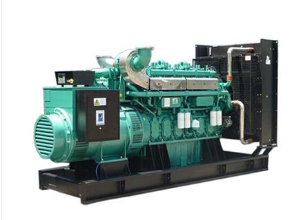 重庆北碚县宗申动力400kw大型柴油发电机组