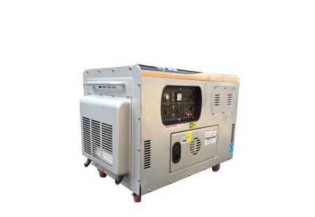 重庆二手康明斯8kw小型柴油发电机出租
