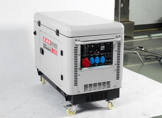 重庆二手康明斯12kw小型柴油发电机组