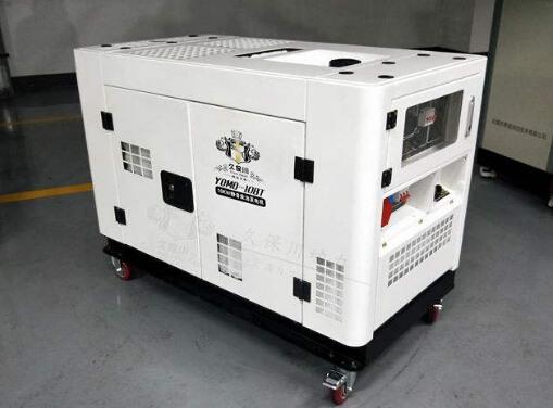 重庆二手康明斯10kw小型柴油发电机组