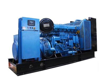 重庆北碚县宗申动力150kw大型柴油发电机组