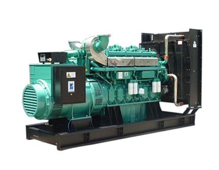 重庆北碚县宗申动力250kw大型柴油发电机