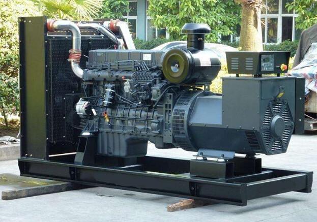 重庆万州本田150kw大型柴油发电机组