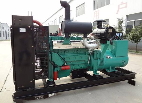 重庆渝中二手潍柴400kw大型柴油发电机组
