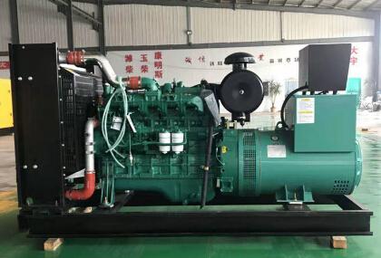 重庆渝中二手潍柴150kw大型柴油发电机组