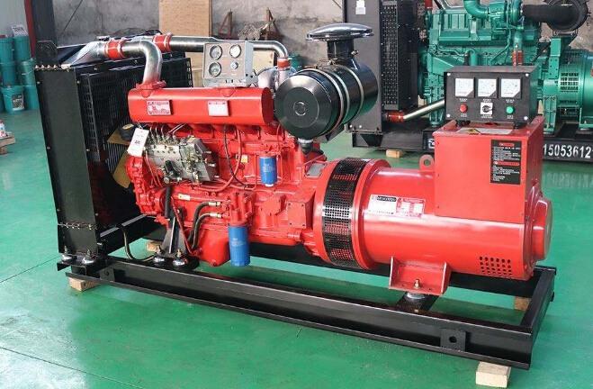 重庆万州本田200kw大型柴油发电机组