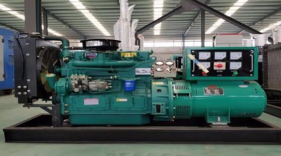 重庆万州本田250kw大型柴油发电机组
