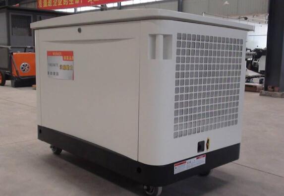 重庆万州本田500kw大型柴油发电机组