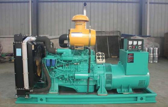 重庆渝中二手潍柴250kw大型柴油发电机组