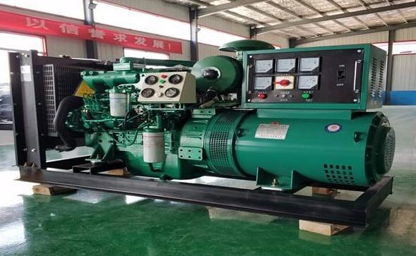重庆万州本田300kw大型柴油发电机组